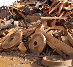 Scrap Metal Recycling Baltimore metro area